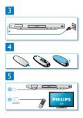 Philips 7000 series Lecteur Blu-ray / DVD - Mode d'emploi - SWE - Page 6