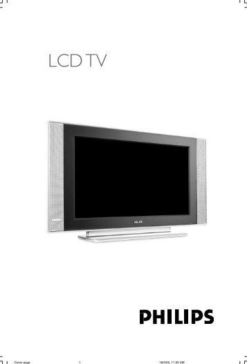 Philips Téléviseur numérique à écran large - Mode d'emploi - SWE