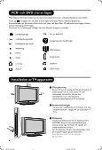 Philips Téléviseur numérique à écran large - Mode d'emploi - SWE - Page 7