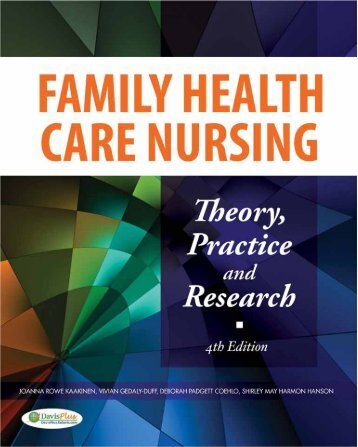 Family Health Care Nursing: Theory, Practice & Research, 4th Edition