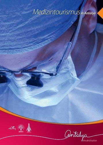 Medical Tourism in Antalya