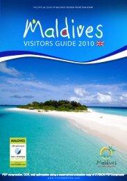 Maldives Visitor Guide 2010