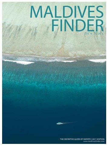Maldives Finder 2011