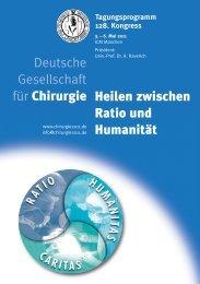 Stand 117 | Foyer EG - 128. Kongresses der Deutschen Gesellschaft ...