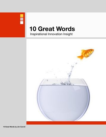 10GreatWords