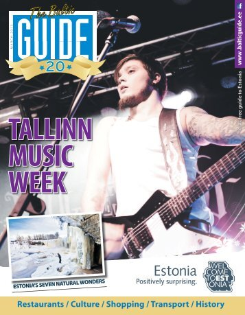 Baltic Guide 3/2013