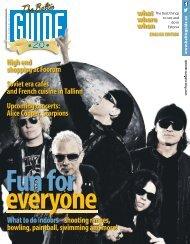 Baltic Guide ОСЕНЬ 2013
