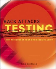 Hack Attacks Testing How to Conduct Your - Back to Home