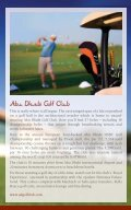Golf in Abu Dhabi - Page 3
