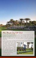 Golf in Abu Dhabi - Page 5
