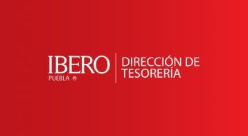 DIRECCIÓN DE TESORERÍA PRIMAVERA 2017