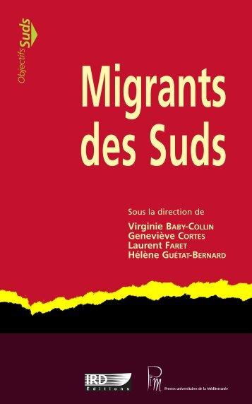 Migrants des Suds - IRD