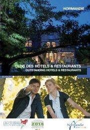 Outstanding Hotels & Restaurants