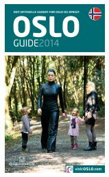 Oslo Guide 2014