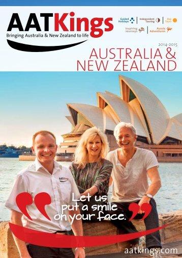 Australia & New Zealand 2014 - 2015