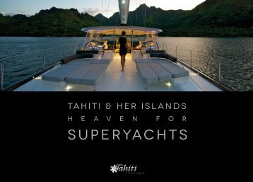 Heaven for Superyachts