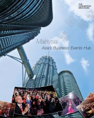 Malaysia Convention Brochure