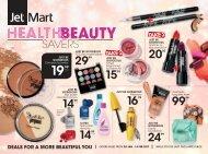 16888 JetMart TW45 February 2017 Health & Beauty DIGITAL WEB Catalogue FINAL