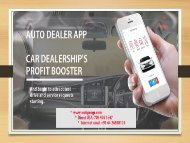 auto dealership apps for car gurus