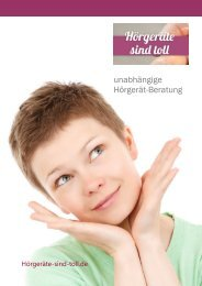 Hörgeräte-sind-toll Broschüre