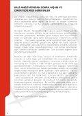 Kalp Damar Cerrahisi Ameliyatlarından Sonra Dikkat Edilmesi Gerekenler - Page 4
