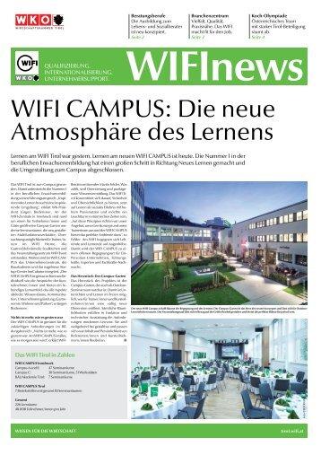 WIFInews Jänner 2017