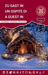 Zu Gast in Meran - Ausgabe Winter 2016