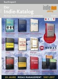 buchreport Der Indie-Katalog 01/2017