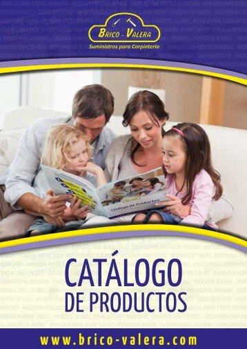 Catálogo Productos Brico-Valera
