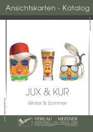 Meixner JUX- und Kurkarten Katalog