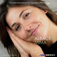 Guide of Accommodation of Albacete