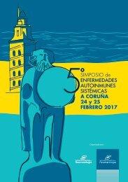 AUTOINMUNES SISTÉMICAS A CORUÑA 24 y 25 FEBRERO 2017