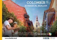 Colombia is Magical Realism