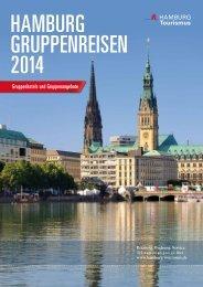 Hamburg Gruppenreisen 2014