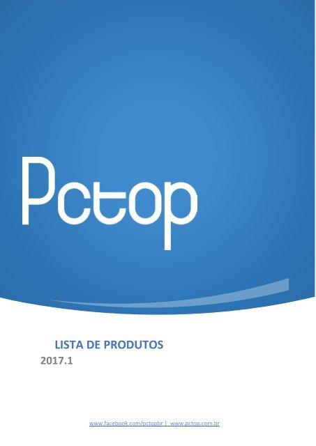 Catálogo Pctop 2017.1