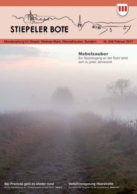 Stiepeler Bote 248 - Februar 2017