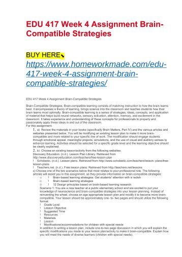 week 6 assignment compatible View homework help - omm615 week 6 assignment from omm615 615 at ashford university running head: strategy for nike 1 nike: an integrated marketing strategy carolyn.