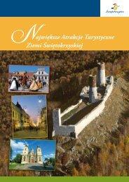 The Świętokrzyski Region The Major Tourist Attractions