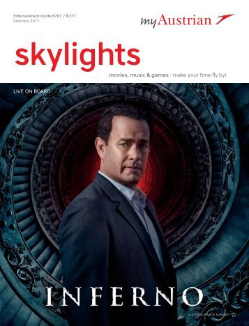 Skylights - Entertainment Guide Long-haul, February 2017
