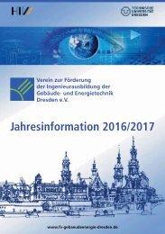 Jahresinformation 2016/2017 | fv-gebaeudeenergie-dresden-de