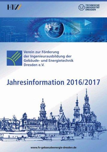 """Fachsymposium 2016 - """"Ausgewählte Aspekte in der Gebäude- und Energietechnik"""""""