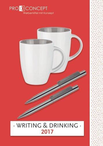 Writing & Drinking