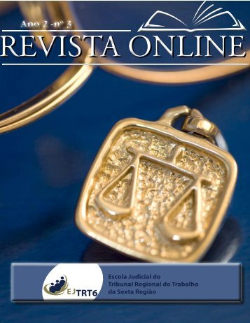 Revista Online do TRT6 Nº 03
