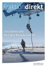 Fraktion direkt - Das Magazin | Ausgabe 02/2017