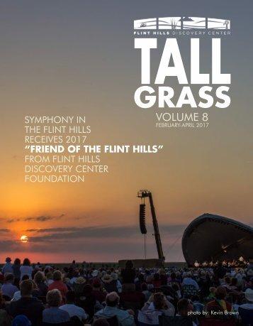Tallgrass Volume 8 February-April 2017