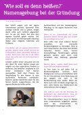 SHE works! Frauen - Wirtschaft - Karriere - Seite 4