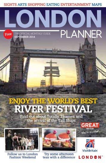 London Planner September 2014