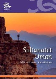 Sultanat Oman 1001 nats drøm - legenden lever