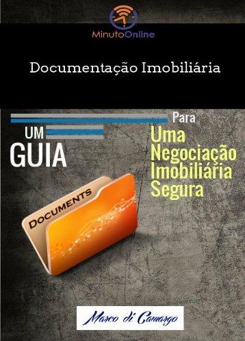 EBOOK DOCUMENTAÇÃO IMOBILIÁRIA