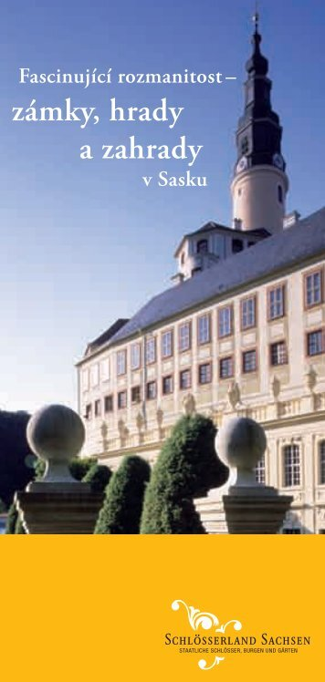 Palaces, Castles and Gardens in Saxony